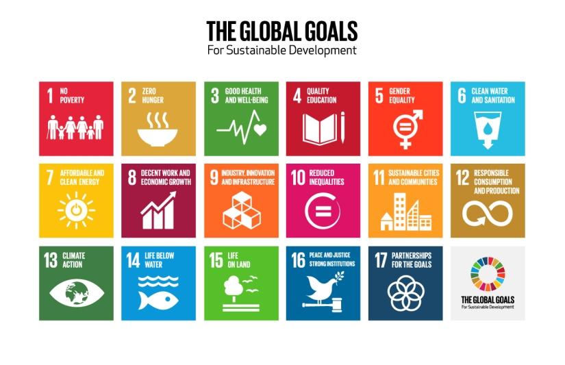 مستقبل قريب مشرق… الأهداف العالميةالجديدة